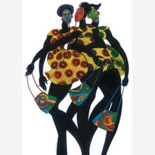 Color Girls Art print - Charles Bibbs