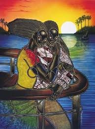 CRUISE THE NIGHT AWAY II Limited Edition Art Print - Larry Poncho Brown