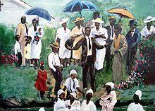 Thee Baptism Art print II--  Ted Ellis