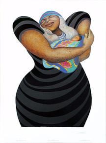 Pride and Joy (Artist Proof) Art Print- Albert Fennell