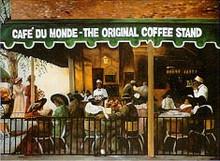 Cafe Du Monde Art Print--  Consuelo Gamboa