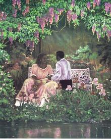 The Proposal Art Print-- Consuelo Gamboa