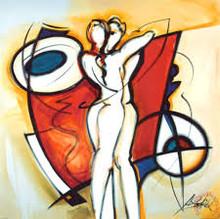 Endless Love Art Print--Alfred Gockel