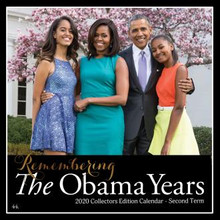 The Obama Years 2020 African American Wall Calendar