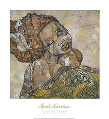 Morning Glory Art Print - April Harrison
