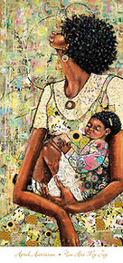 You Are My Joy Art Print - April Harrison