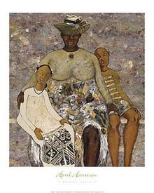 A Resting Place II (16 x 20) Art Print - April Harrison