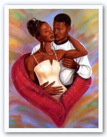 For You I Will - Delta Sigma Theta (36 x 24) Art Print - Johnny Myers