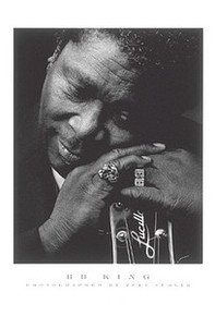 B.B. King Art Print - Jeff Sedlik