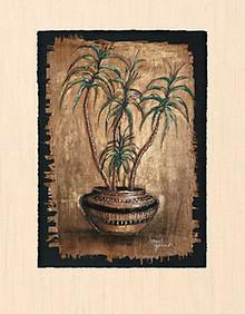 Exotic Flora I Art Print - Monica Stewart