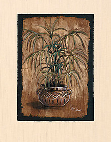 Exotic Flora II Art Print - Monica Stewart