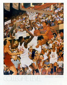 Collegiate Level Art Print - Ernest Watson