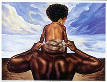 The Future Art Print Kevin A. Williams - WAK