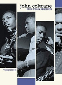 Coltrane, Blue Train Sessions Art Print