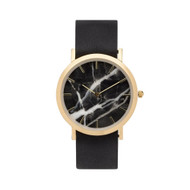 Classic Black Marble Watch