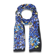 Louis C. Tiffany Clematis Scarf