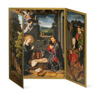 David: The Nativity Triptych Boxed Cards