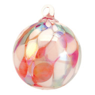 Coral Reef Classic Glass Ornament