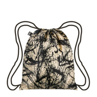 Pollock, Number 32 Drawstring Backpack