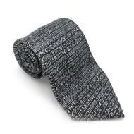 Hieroglyphics / Rosetta Stone Silk Tie