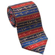 Hieroglyphics Silk Tie