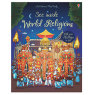 See Inside World Religions Flap Book