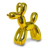 Yellow Balloon Dog  Sculpture / Bank