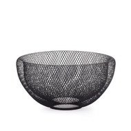 Large Double Wall Mesh Bowl