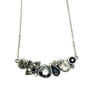 Black & White LaVie Necklace