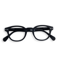 Black C Reading Glasses