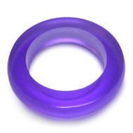 Purple Tondo Gel Bracelet