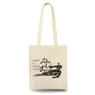 Ruben & Isabel Toledo Labor of Love Screen Printed Tote Bag