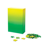 Green/Yellow Gradient Puzzle