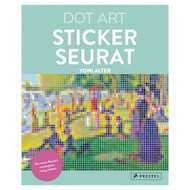 Sticker Seurat: Dot Art