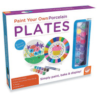Paint Your Own: Porcelain Plates