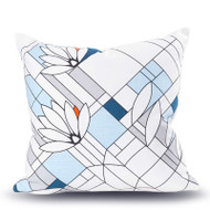 Frank Lloyd Wright Waterlilies Pillow