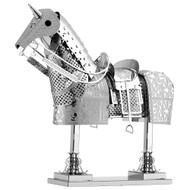 Horse Armor Metal Model