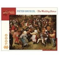 Wedding Dance, Bruegel Puzzle 1000 Piece