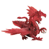 Red Dragon Crystal Puzzle