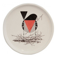 Charley Harper Bird + Nest Mini Dish