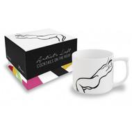 Abstract Figure Mug