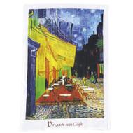 Café Nuit, Van Gogh Tea Towel