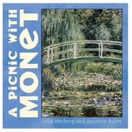 A Picnic with Monet Board Book