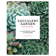 Succulent Garden Boxed Notecards