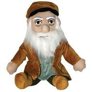 Leonardo Da Vinci Doll