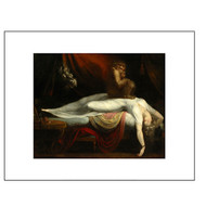 The Nightmare, by Fuseli, Archival Print