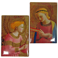 Fra Angelico Set of Two Magnets