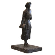Degas The Schoolgirl Sculpture