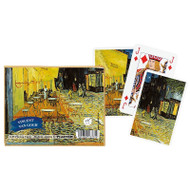Van Gogh's Cafe at Night Playing Cards Double Deck