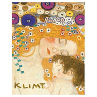 Klimt Mother and Child Keepsake Boxed Notecards